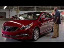 Hyundai Sonata: el test de las 3000 millas.
