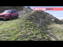 Suzuki Vitara 2015 conduccion off road