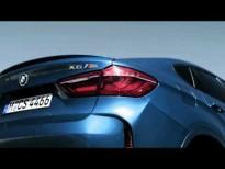 Nuevo BMW X6 M - Diseño