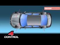 4control de Renault (Cuatro ruedas directrices)