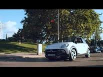 Opel Adam Rocks in action
