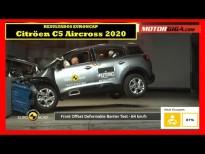 Cómo de seguro es el Citroen C5 Aircross 2020