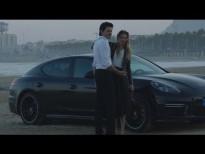 El Porsche Panamera y las estrellas en Barcelona