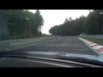 24 horas de Nürburgring. Vuelta a cámara rápida