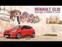 Renault Clio - Deja que la pasión te lleve