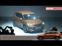 SEAT Ateca 2016: presentacion general
