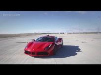 Ferrari 488 GTB - Detrás de las cámaras