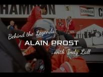 Alain Prost: tras las leyendas