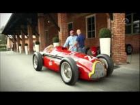 Marc Gené y Alfa Romeo Alfetta
