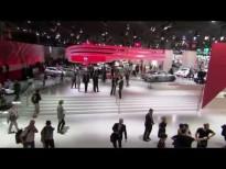 El poder del Nissan Pulsar: Paris Motor Show