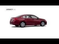 Vídeo Subaru Legacy 2.5i 2015