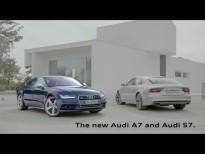 Audi A7 Sportback y S7 Sportback