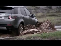 Nuevo Land Rover Discovery offroad