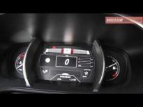 Renault Megane GT plazas delanteras