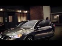 Honda Accord showroom