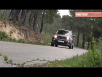 Jeep Renegade prueba dinamica