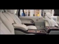 Range Rover SVAutobiography V8 de 550cv