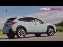 Subaru XV 2018 caracteristicas generales