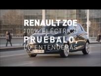 Renault ZOE - Experiencia 015: PLACER DE CONDUCCIÓN