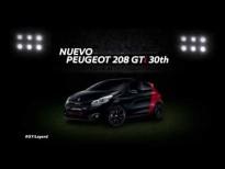 Spot del Peugeot 208 GTi 30th