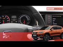 SEAT Ateca analisis plazas delanteras