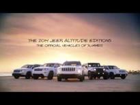 Jeep Definición de verano