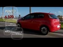 Contágiate de felicidad con Fiat Punto
