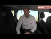 Volkswagen Touran 2016 analisis de la segunda fila asientos