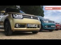 Suzuki Ignis 2017 primeras imágenes