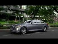 Hyundai Genesis: el sexto sentido de papá