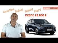 Ford Kuga 2020 características generales y precios