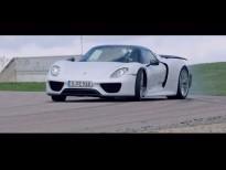 1.000 km a bordo del Porsche 918 Spyder