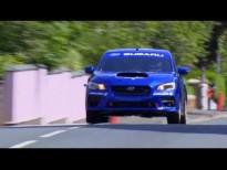 Subaru en la Isla de Man