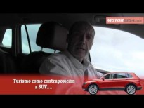 Volkswagen Tiguan TDI 2016 prueba dinamica