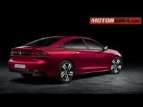 Peugeot 508 2018 caracteristicas generales