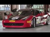 Disfruta del reto Ferrari