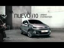 Anuncio del nuevo Hyundai i10. Urban Inspiration