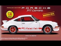 Tutorial Porsche 911 Carrera 1/8 de Altaya (primera entrega)