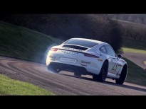 Porsche 911 Carrera GTS - de la carretera a los circuitos