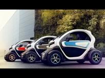 Renault Twizy - 100% silencioso