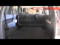 Dacia Lodgy maletero