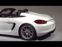 Nuevo Porsche Boxster Spyder: presentado en el salón de Nueva York