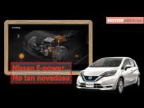 Nissan E-Power y prueba Opel Ampera