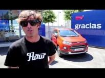 Entrega Ford EcoSport Barcelona