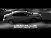 Spot Peugeot 508