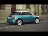 Presentamos el nuevo Mini de cinco puertas