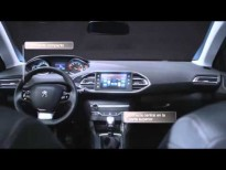 Nuevo Peugeot 308 SW: diseño interior