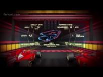 GP de Brasil - De América del Norte a América del Sur
