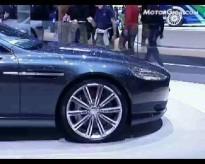 Video Aston Martin Rapide 2009 - Aston Martin Rapide