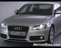 Video Audi A4 2009